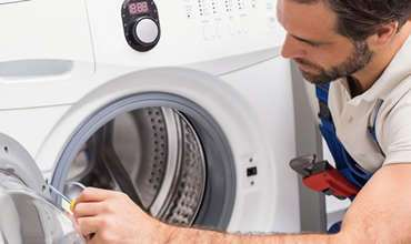 Servicing Washing Machines